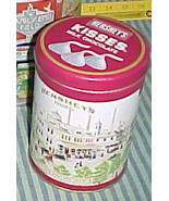HERSHEY KISSES Hometown Series Canister/ Tin #4 1990-GC - $9.99