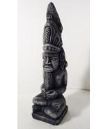 Maya maize god Yum Caax Statue Pre Columbian Style - $19.99