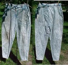 "Cherokee Jeans,W29""X L30"";Size 12;Grunged;Vintage Retro  - $24.99"