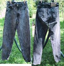Levi Strauss W28x L34;Gray Stone/Acid Wash - $24.99