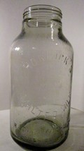 Horlick s malted milk bottle 1930s large size 01 thumb200