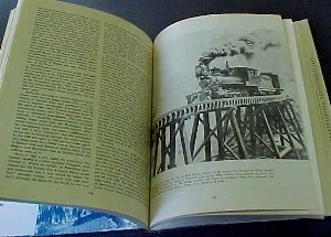 Hard back Railroad book entitled Narrow Gauge to Central & Silver Plume: Colorad image 7