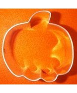 Pumpkin cookie cutter - $5.00
