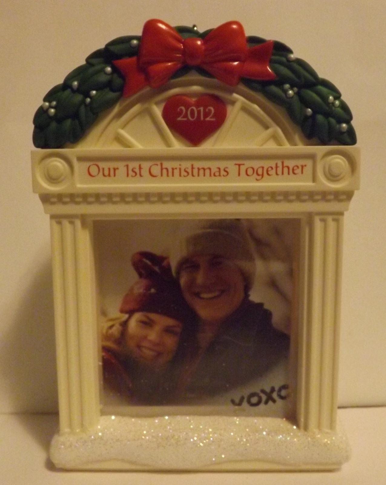 Hallmark Keepsake Ornament Our First Christmas Together ...