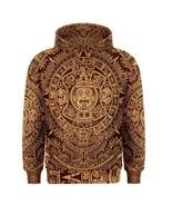 Ancient Mayans Star Calendar Tattoo Design Full... - $40.99 - $50.99