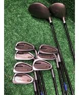 Wilson Pro Staff Oversize 3, 5, 6, 7, 8, 9, P, 5 Wood, Driver Iron Set S... - $99.99