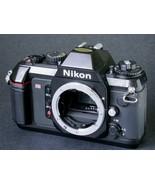 Nikon N2020 35mm SLR Camera Use With Nikkor Lenses Pro Level Yet Easy To... - $25.00