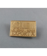 Very Rare - Export A Ski Series Pin - For Ski Canada - Unusual Piece  - $19.00