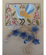 Birds Of A Funky Feather 2 cross stitch chart By The Bay Needleart  - $9.00