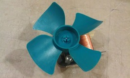 "5 Aa70 Sharp Carousel R 1505 Lk Microwave Oven Cooling Fan, 4 1/4"" X 1 1/8"" Blade - $17.66"