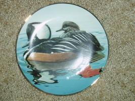 Hamilton American Waterbirds by Rod Lawerance MERGANSER - $10.99