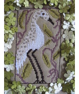 Birds Of A Funky Feather 3 cross stitch chart By The Bay Needleart  - $9.00