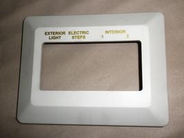 Off White Exterior Light / Electric Steps / Interior #1 - #2 Light Switc... - $7.92