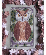 Birds Of A Funky Feather 4 cross stitch chart By The Bay Needleart  - $9.00
