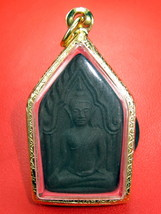 Very Rare! Holy Magic Supernatural Phra Khun-Phaen Sacred Thai Buddha Amulets - $19.99