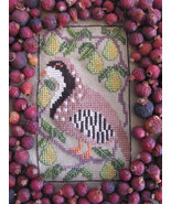 Birds Of A Funky Feather 5 cross stitch chart By The Bay Needleart  - $9.00