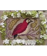 Birds Of A Funky Feather 6 cross stitch chart By The Bay Needleart  - $9.00