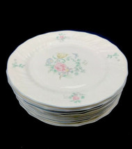 Royal Doulton Valencia Moselle Collection 1144 1983 Dinner Plate Set of 11 U24 - $121.51