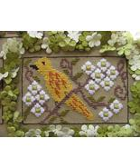Birds Of A Funky Feather 7 cross stitch chart By The Bay Needleart  - $9.00