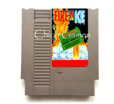 Fire 'n Ice 72 Pins  Nintendo NES Cartridge Video Game - Cartridge Only - $18.99