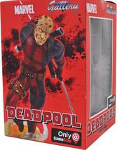 Marvel Gallery Deadpool PVC Figure Statue [Unmasked] 9-Inch / GameStop Exclusive - $98.99