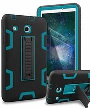 Samsung Galaxy Tab E 8.0 Case,XIQI Three Layer Kickstand Hybrid Rugged Heavy Dut - $18.87