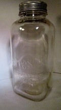 Presto supreme mason 1931 square half gallon canning jar 07 thumb200