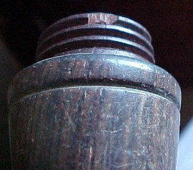 vintage wooden handled/base-5 tools in one use Goodall-Pratt Co. Greenfield,Mass