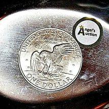 Eisenhower 1972 D Silver Dollar AA19$-CN6010 image 4
