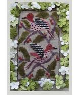 Birds Of A Funky Feather 9 cross stitch chart By The Bay Needleart  - $9.00