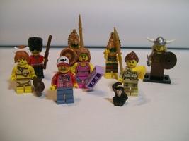 Lego minifig lot thumb200