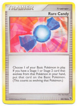 Rare Candy 102/106 Uncommon Trainer Great Encounters Pokemon Card - $3.99