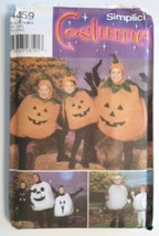 Simplicity 4459, Childs and Adults Ball Shaped Costumes, Size S, M, L - $4.95