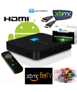 JynxBox Android Box HD IPTV 1080p PC XBMC Media Streamer Motion Control - $159.99