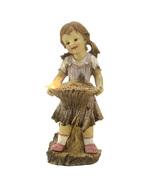 Outdoor Sweet Girl Solar Statue Garden Solar Lamp - $17.99
