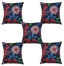 5pcs Vintage Indian Handmade Cotton Pillow Cove... - $34.64