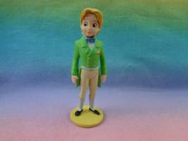 Disney Princess Sofia the First Prince James Miniature PVC Figure / Cake... - $2.48