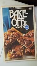 Bake-Off Cookbook - 26th Paperback – 1975 by Pillsbury - $13.75
