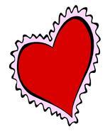 Heart03-Digital Download-ClipArt-ArtClip - $4.00