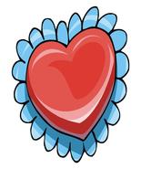 Heart010-Digital Download-ClipArt-ArtClip - $4.00