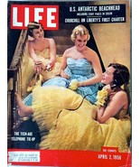 Life Magazine April 2, 1956 - FULL MAGAZINE - $3.95