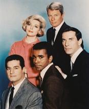 Mission Impossible Cast Peter Graves Vintage 11X14 Color TV Memorabilia ... - $12.95