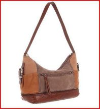 The Sak Kendra Hobo Leather Handbag  - $65.95