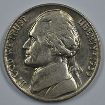 1939 P Jefferson uncirculated nickel BU - $11.00