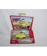 Disney Pixar Cars LUIGI Pullbax Vehicle from 2005 - $9.96