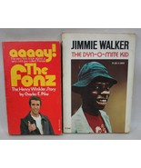 aaaay! The Fonz and Jimmy Walker Dyn-O-Mite Lot of 2 Paperback TV Series... - $8.50