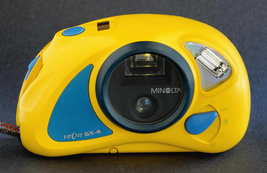 Minolta Vectis GX-4 Underwater APS camera Nice - $25.00