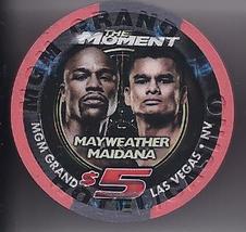 Mayweather Vs Maidana May 3 2014 $5 @ Mgm Grand Boxing Chip - $14.95
