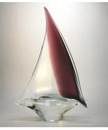 Murano Glass Sailboat - Medium - Frontgate - $187.11