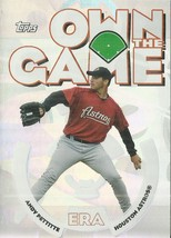 2006 Topps Own the Game #OG5 Andy Pettitte  - $0.50